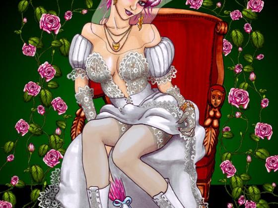 Kyoko-108-Here-Comes-The-Bride